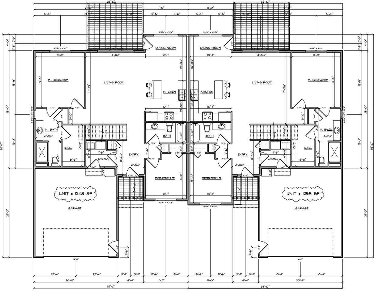 Floorplans Williams Brothers Construction